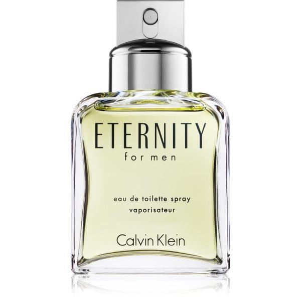 CALVIN KLEIN ETERNITY MEN EAU DE TOILETTE 100 ml