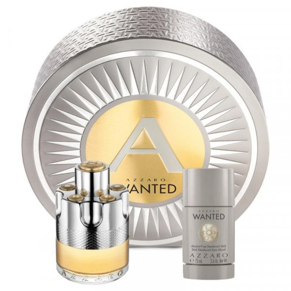 WANTED SET 17 EAU DE TOILETTE 50 ml