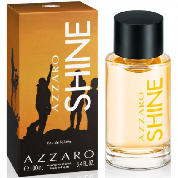 AZZARO TIME TO SHINE EAU DE TOILETTE 100 ml