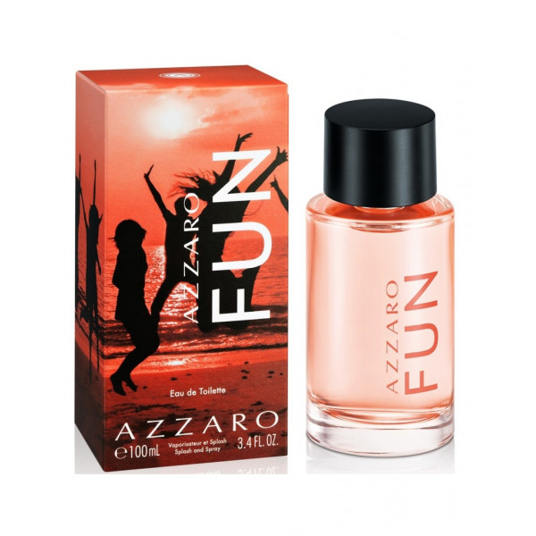 AZZARO TIME TO SHINE FUN EAU DE TOILETTE 100 ml
