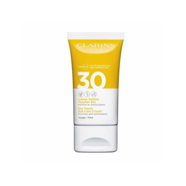CLARINS VISO CREME TOUCHER SEC SOLAR PROTECTION FACTOR 30 50 ml