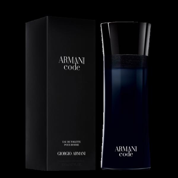 ARMANI CODE UOMO EAU DE TOILETTE 200 ml