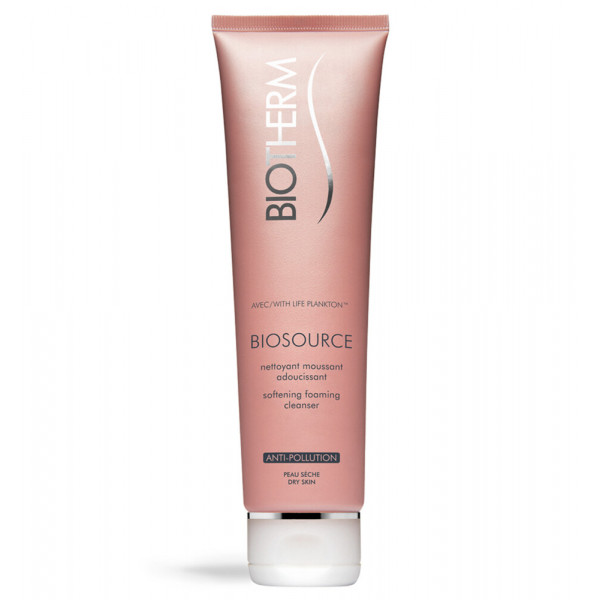 BIOSOURCE MOUSSE NETTOY.PS 150 ml