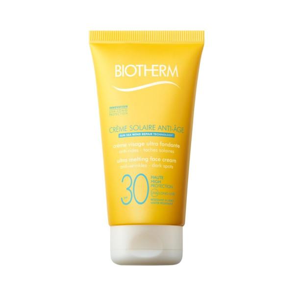 BIOTHERM SUN CREMA VISO A-AGE SOLAR PROTECTION FACTOR 30 50 ml