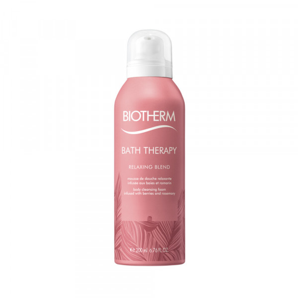 BIOTHERM BATH THERAPY RELAX FAOM 200 ml