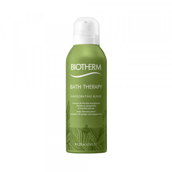 BIOTHERM BATH THERAPY INVI FOAM 200 ml