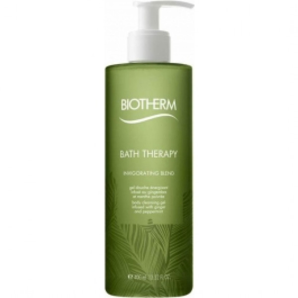 BIOTHERM BATH THERAPY INVI SHOWER GEL 400 ml