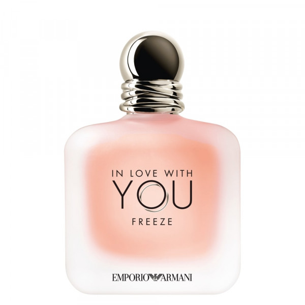 ARMANI IN LOVE WITH FREEZE YOU FEMME EAU DE PARFUM 100 ml