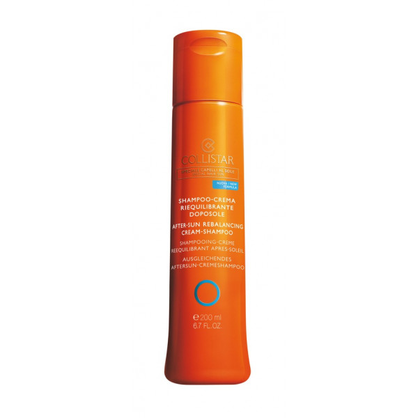 COLLISTAR SUN SHAMPOO-CREMA DOPOSOLE RIEQUILIBRANTE 200 ml