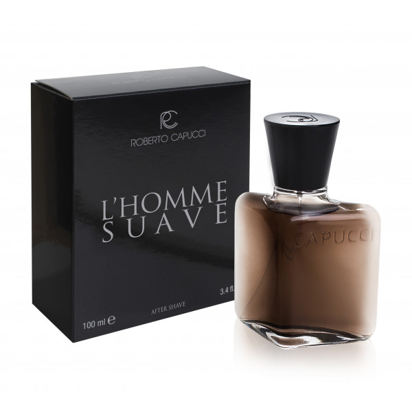 CAPUCCI  HOMME SUAVE AFTER SHAVE 100 ml