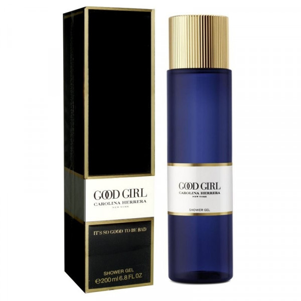 CAROLINA HERRERA GOOD GIRL SHOWER GEL 200 ml