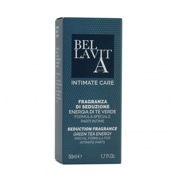 BELLAVITA INTIMATE CARE UOMO FRAGRANZA DI SEDUZIONE TE VERDE 50 ml