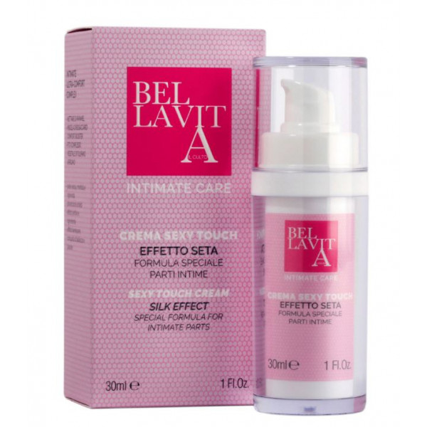 BELLAVITA INTIMATE CARE CREMA SEXY TOUCH EFFETTO SETA 30 ml