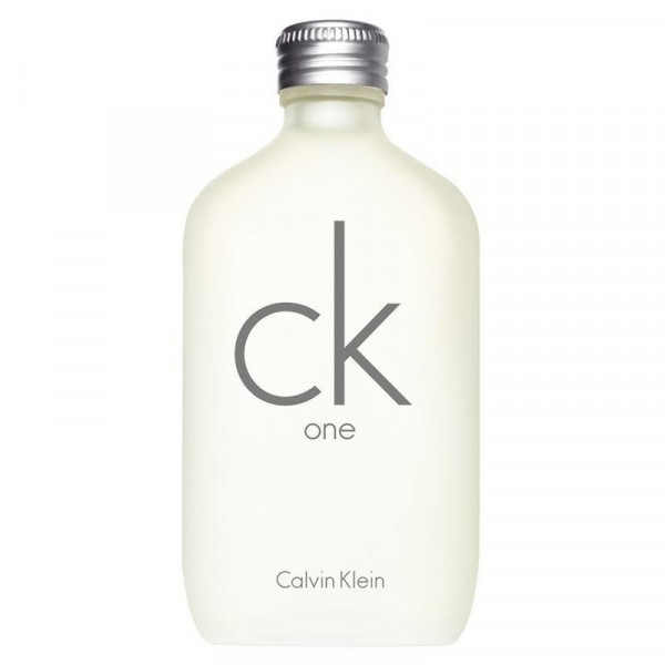 CK ONE EAU DE TOILETTE 200 ml