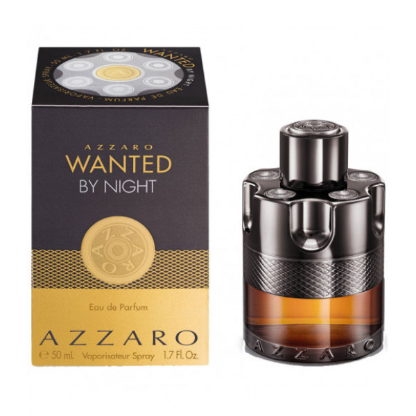 WANTED BY NIGHT EAU DE PARFUM 50 ml