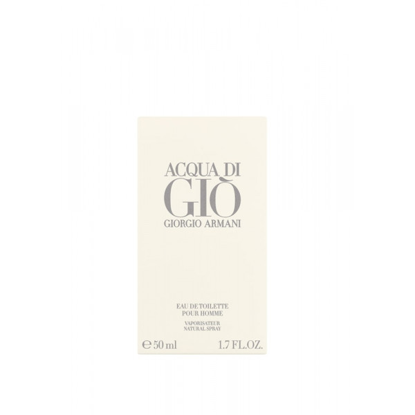 ACQUA DI GIO EAU DE TOILETTE 50 ml