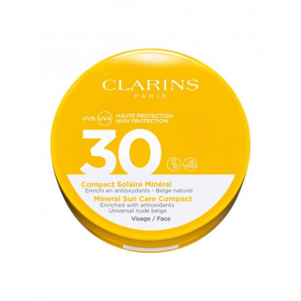 CLARINS VISO COMPACT MINERAL SOLAR PROTECTION FACTOR 30 11, 5 ml