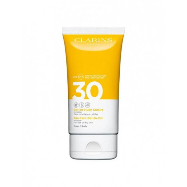 CLARINS CORPO GEL-EN-HUILE SOLAR PROTECTION FACTOR 30 150 ml