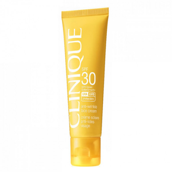 CLINIQUE SUN FACE CREAM A-W SOLAR PROTECTION FACTOR 30 50 ml