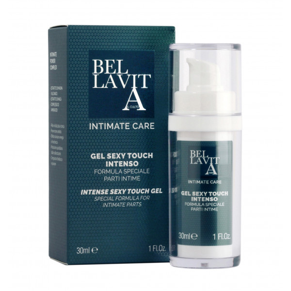 BELLAVITA INTIMATE CARE UOMO GEL SEXY TOUCH INTENSO 30 ml