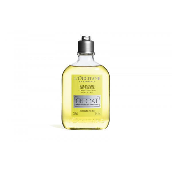 OCCITANE UOMO CEDRAT Shower Gel 250ml