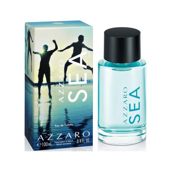 AZZARO TIME TO SHINE SEA EAU DE TOILETTE 100 ml