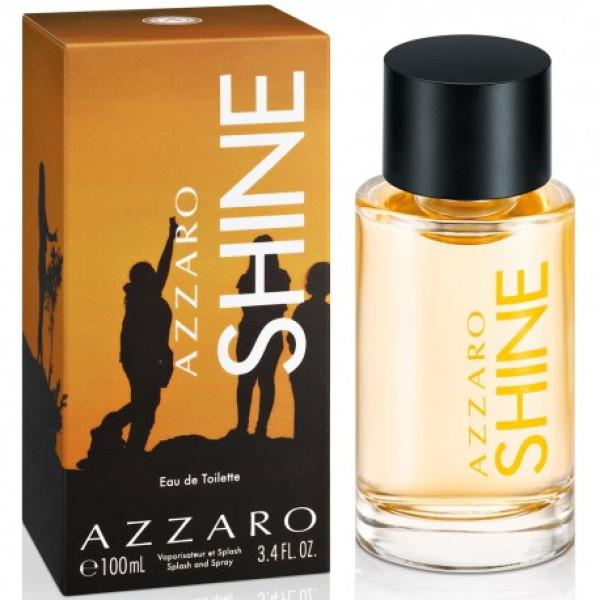 AZZARO TIME TO SHINE EAU DE TOILETTE 100 ml