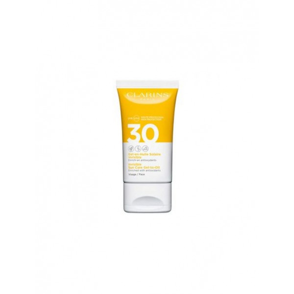 CLARINS VISO GEL-EN-HUILE SOLAR PROTECTION FACTOR 30 50 ml