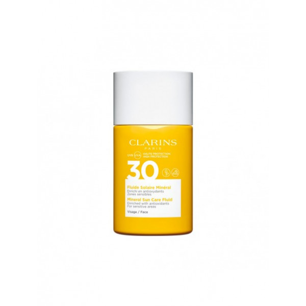 CLARINS VISO FLUIDE MINERAL SOLAR PROTECTION FACTOR 30 50 ml