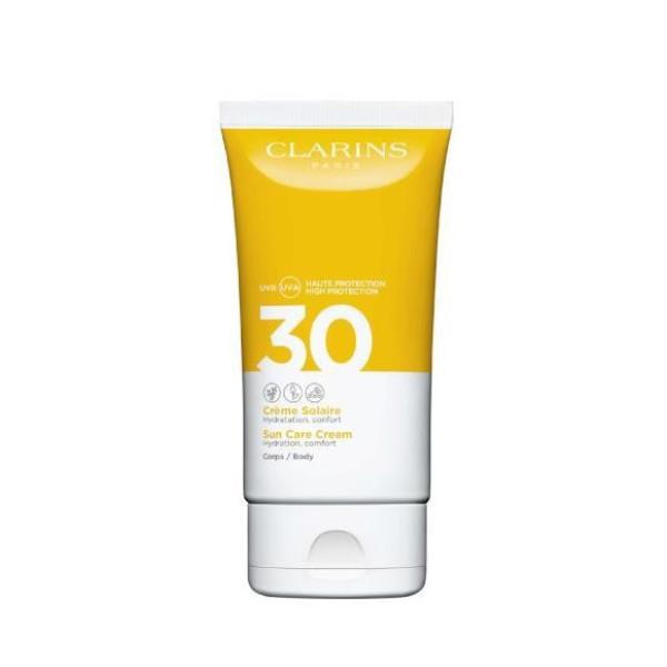 CLARINS CORPO CREME SOLAR PROTECTION FACTOR 30 150 ml
