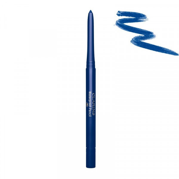 CLARINS WATERPROOF PENCIL 07 BLUE LILY