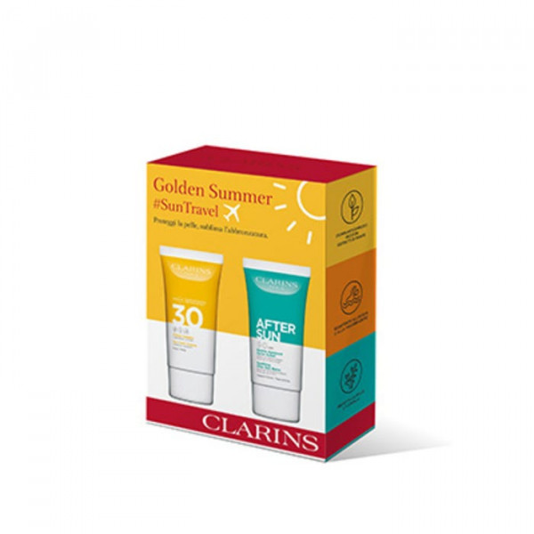 SET CORPO CREME SOLAR PROTECTION FACTOR 30 75 ml, AFTER SUN 75 ml
