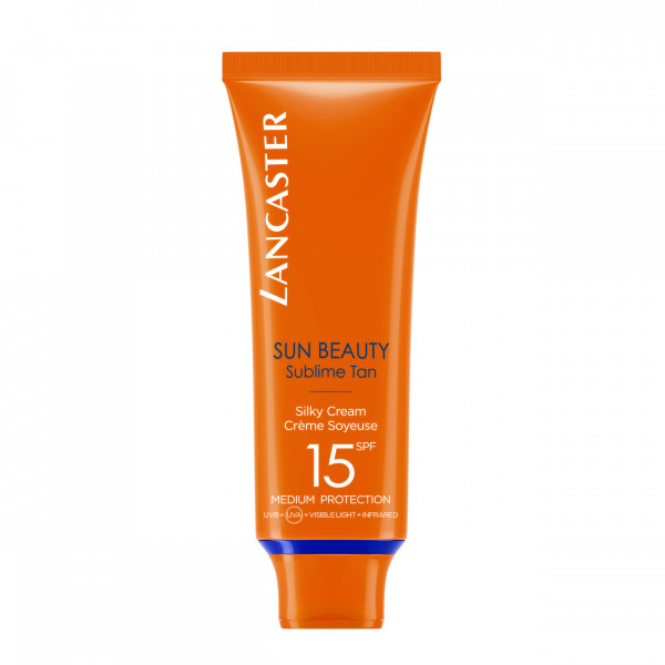 BEAUTY SILKY TOUCH CREAM SOLAR PROTECTION FACTOR 15 50 ml