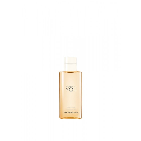 ARMANI BECAUSE IT S YOU FEMME SHOWER GEL 200 ml