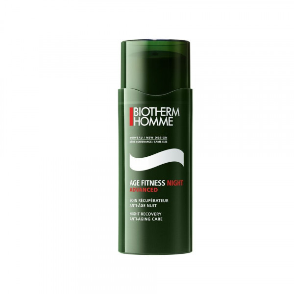 BIOTHERM HOMME AGE FITNESS NUIT 50 ml