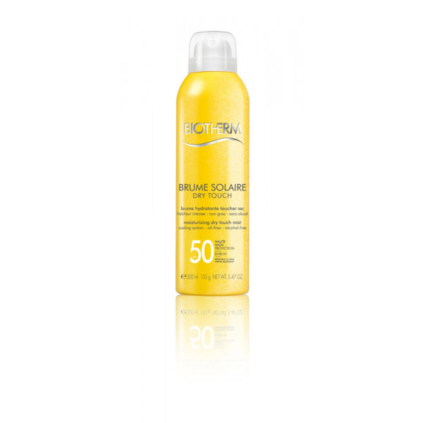 SUN CORPO DRY TOUCH SOLAR PROTECTION FACTOR 50 200 ml