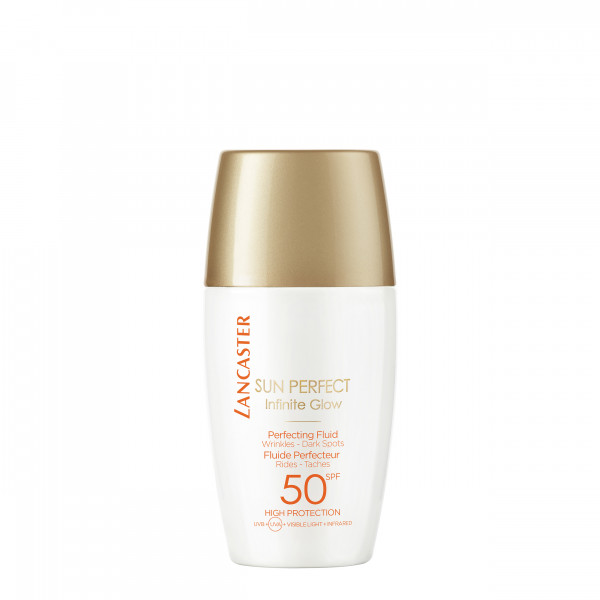 LANCASTER PERFECTING FLUIDE FACE SOLAR PROTECTION FACTOR 50 30 ml