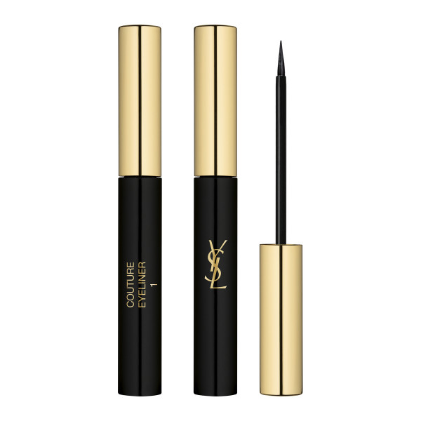 YVES SAINT LAURENT EYELINER COUTURE 01 BLACK