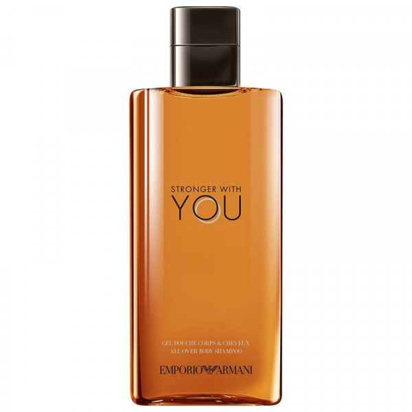 ARMANI STRONGER WITH YOU HOMME SHOWER GEL 200 ml