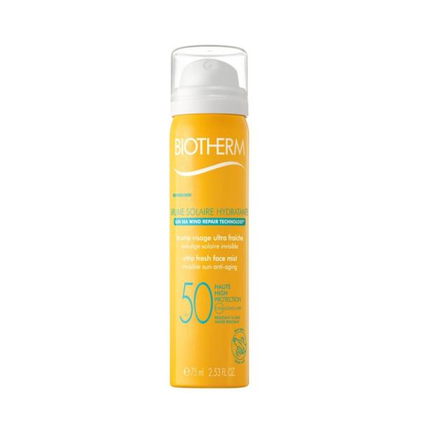 SUN EAU SOLAIRE HYDRATANTE SOLAR PROTECTION FACTOR 50 75 ml