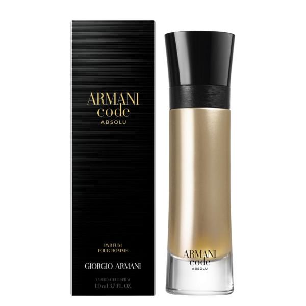 ARMANI CODE UOMO ABSOLU EAU DE PARFUM 110 ml
