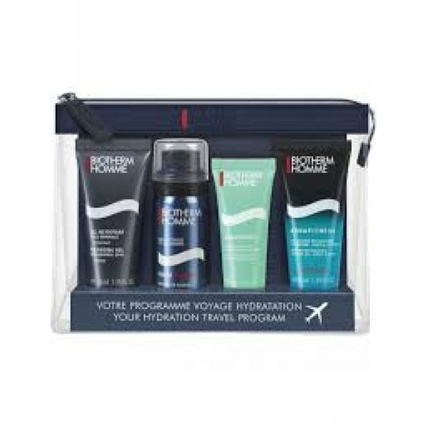 BIOTHERM HOMME AQUAPOWER LITTLE LUXURYES SET