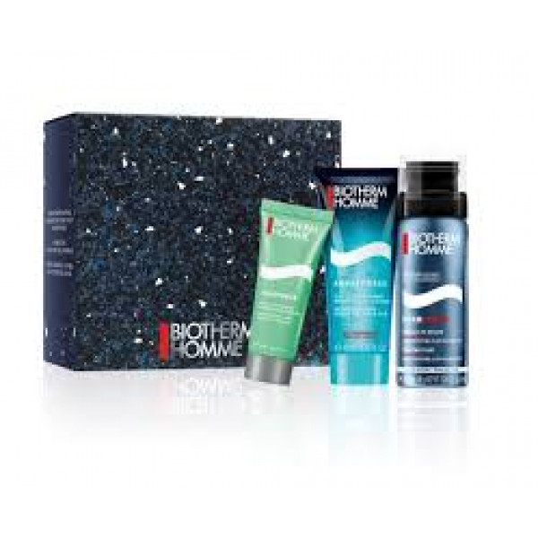 BIOTHERM SET HOMME AQUAFITNESS GEL DOUCHE