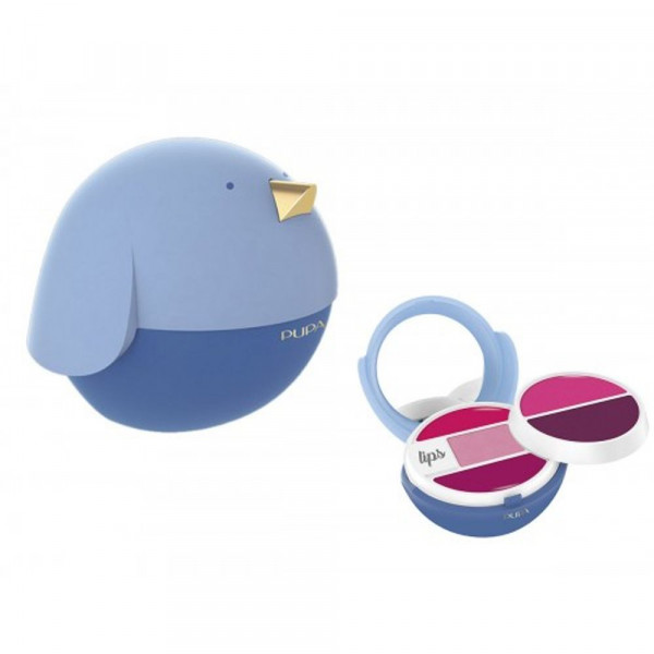 PUPA TROUSSE 18 BIRD 1 BLU