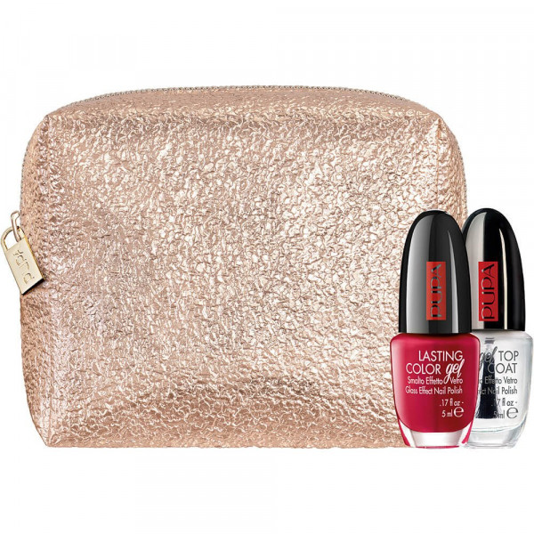 KIT LASTING COLOR GEL, TOP COAT