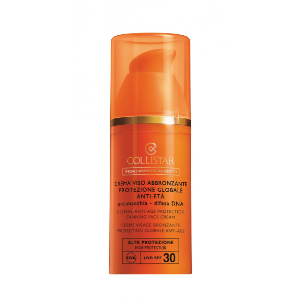 SUN CREMA ABBRONZANTE VISO A-ETA SOLAR PROTECTION FACTOR 30 50 ml