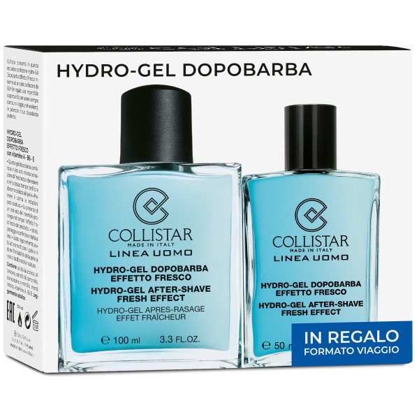 UOMO HYDROGEL DOPOBARBA 100 ml, HYDROGEL DOPOBARBA 50 ml