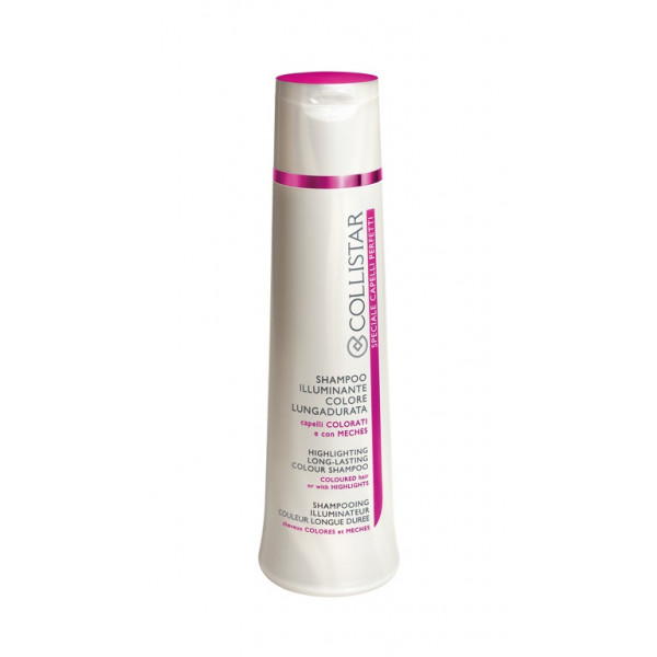 COLLISTAR HAIR SHAMPOO ILLUMINANTE COLORE 250 ml