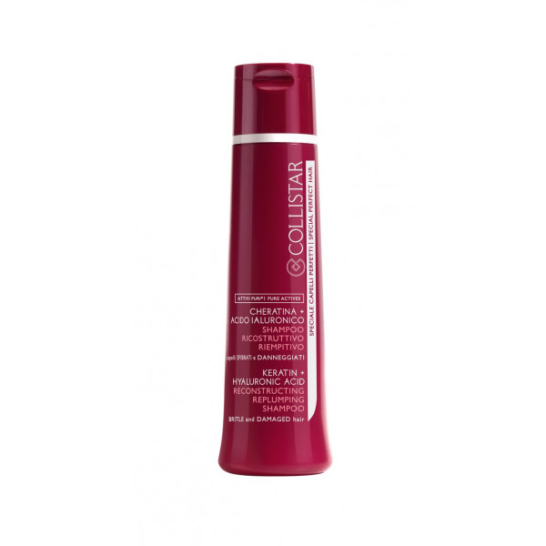 COLLISTAR HAIR SHAMPO RICOSTRUTTIVO 250 ml