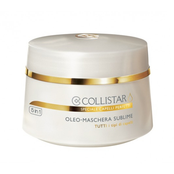 COLLISTAR HAIR OLEO MASK SUBLIME 200 ml